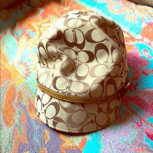 Coach Riding Hat